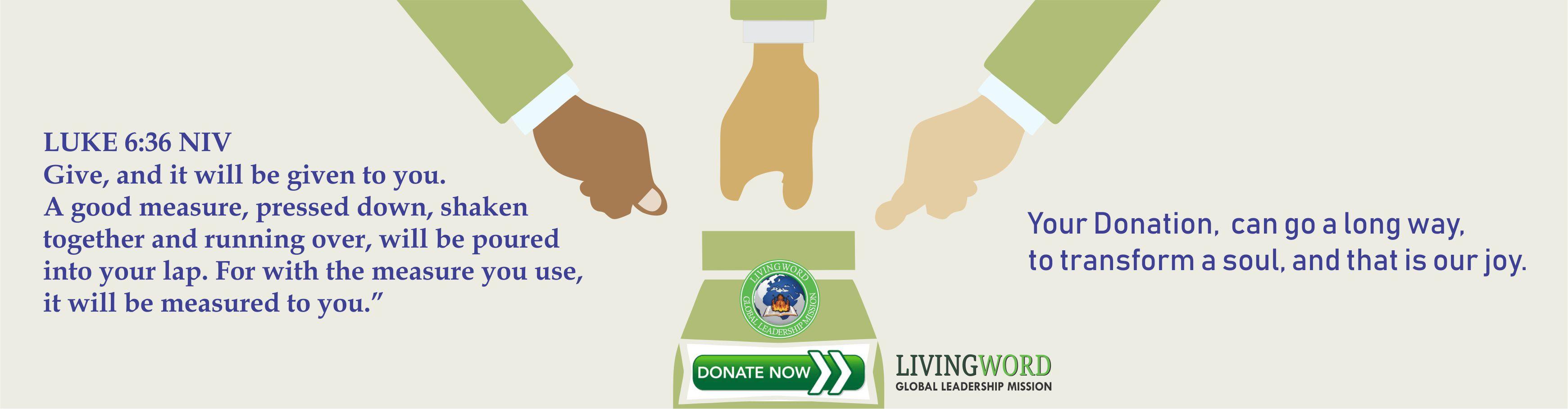 Donate Now!