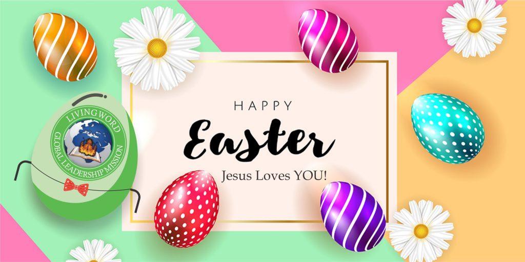 2020 Easter Celebration Message