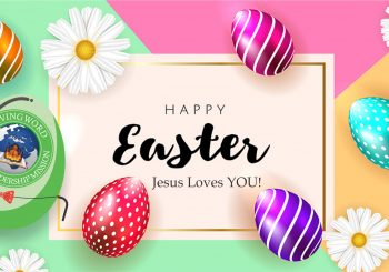 2020 Easter Celebration Message